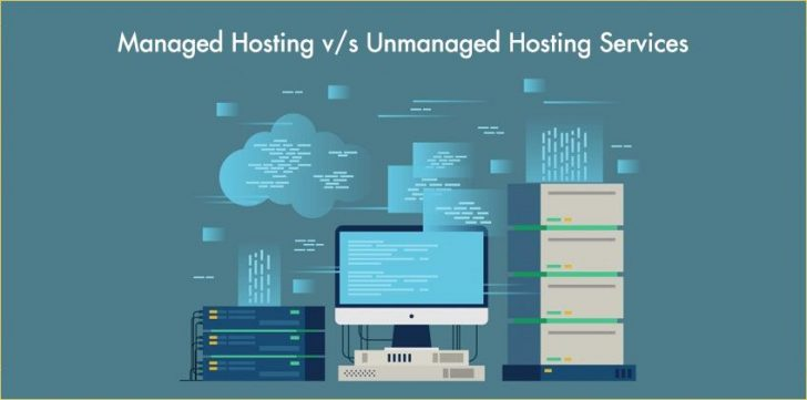 Managed Hosting & Unmanaged Hosting